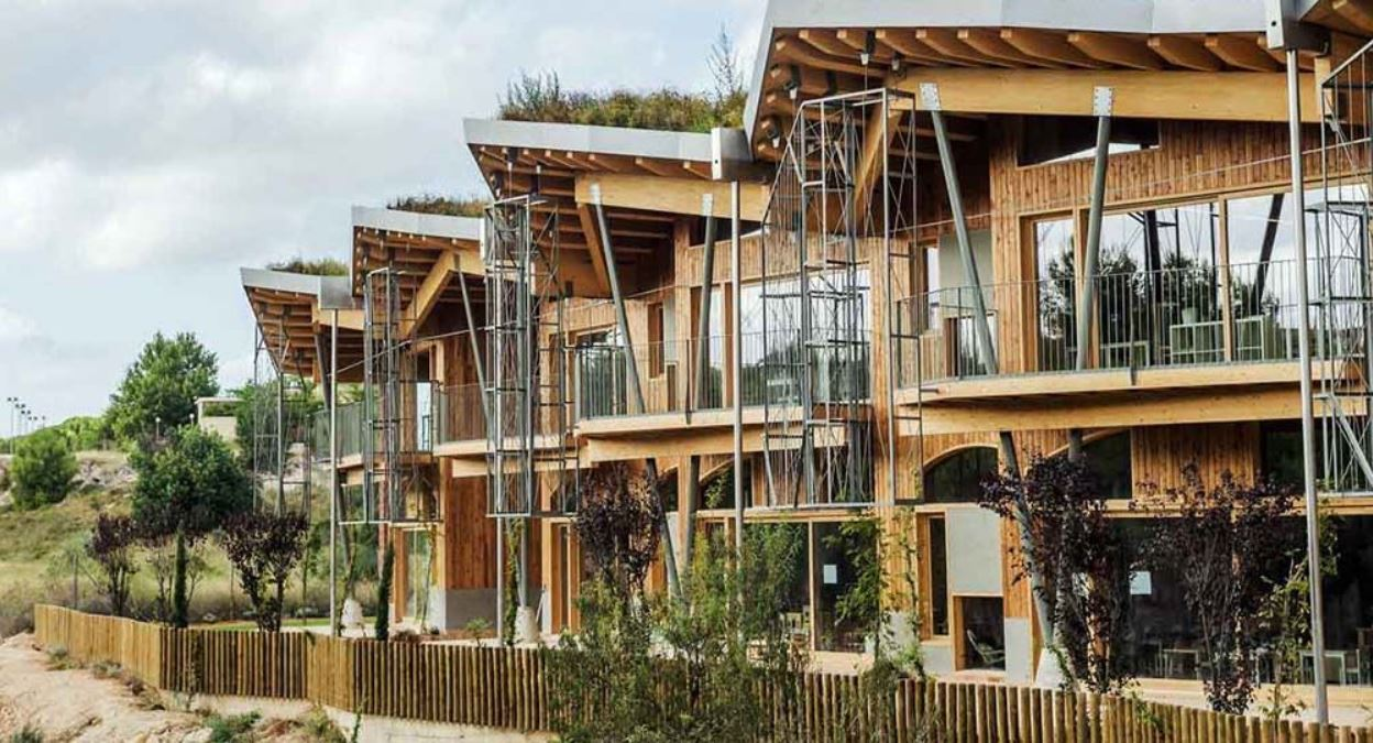 Imagine Montessori School, arquitectura escolar bioclimática – Arquitectura y empresa