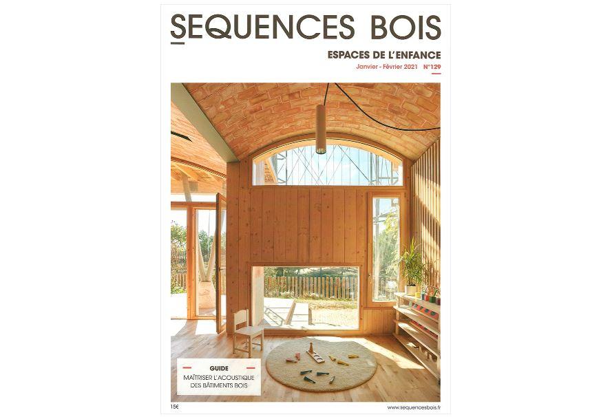 Espacios para la Infancia – Revista Sequences Bois