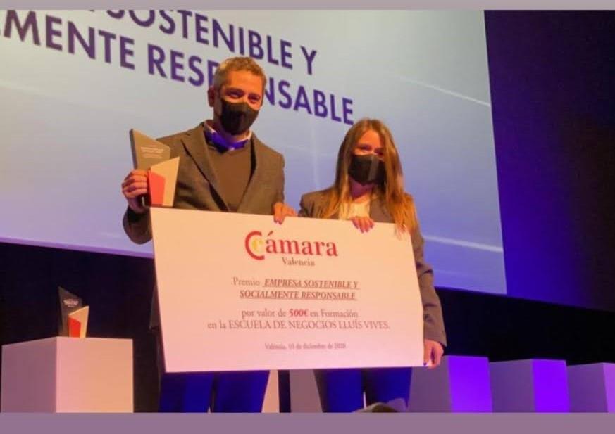 """Imagine Montessori School, finalista en la V Edición del Concurso: """"Paterna Ciudad de Empresas»"""