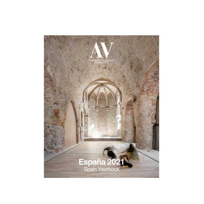Anuario de Arquitectura Española 2021 – Revista Arquitectura Viva