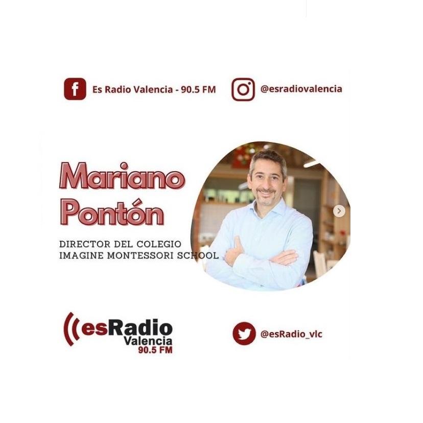 Entrevista a Mariano Pontón – esRadio Valencia